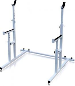 Стойки для жима и приседаний c упорами Newt Gym (NE-SK-0681)