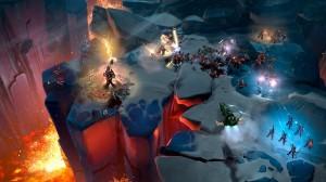 скриншот  Ключ для Warhammer 40.000: Dawn of War 3 - RU #4