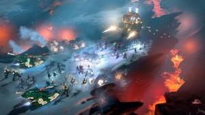 скриншот  Ключ для Warhammer 40.000: Dawn of War 3 - RU #2