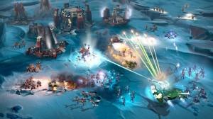 скриншот  Ключ для Warhammer 40.000: Dawn of War 3 - RU #6