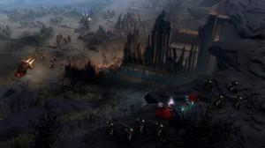 скриншот  Ключ для Warhammer 40.000: Dawn of War 3 - RU #3