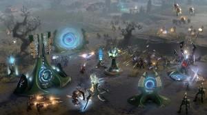 скриншот  Ключ для Warhammer 40.000: Dawn of War 3 - RU #5