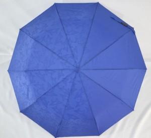 Подарок Зонт 'Bellisimo' полуавтомат с волшебной проявкой (10 спиц, синий)