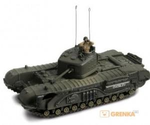 фигурка Модель танка Unimax MK. IV (85203)