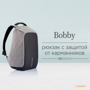 фото Рюкзак XD Design Bobby 15.6 Black (P705.541) #6