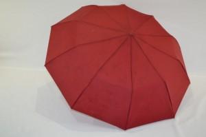 Подарок Зонт 'Bellisimo' полуавтомат с волшебной проявкой (10 спиц, красный)