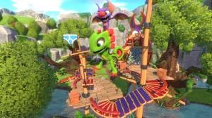 скриншот Yooka-Laylee PS4 - Русская версия #5
