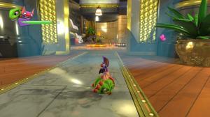 скриншот Yooka-Laylee PS4 - Русская версия #6