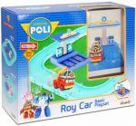 фото Маленький трек Silverlit 'Robocar Poli' 83272 (умная машинка Рой в комплекте) #3
