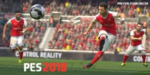 скриншот PES 2018 PS4 - Русская версия #6