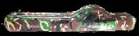 Чехол Kalipso 1.3/2 под катушку мягкий камуфляжный (7006008)
