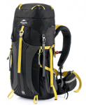 Рюкзак трекинговый 55+5 л NatureHike, black (NH16Y020-Q)
