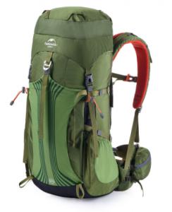 Рюкзак трекинговый 55+5 л NatureHike, green (NH16Y020-Q)