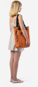 фото Сумка-рюкзак NatureHike 'Daily Backpack' 15 л, orange (NH16Y015-T) #3