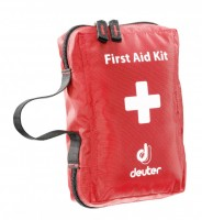 Аптечка Deuter First Aid Kit M fire (пустая)