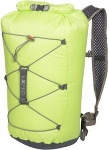 Рюкзак Exped Cloudburst 25 lime/green (зеленый)