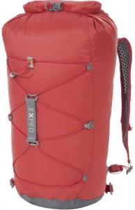 Рюкзак Exped Cloudburst 25 ruby red (красный)