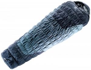 Спальный мешок Deuter Exosphere -8 правый (silver-anthracite)