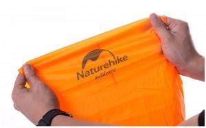 фото Гермомешок Naturehike 40D 5 л, orange (FS15U005-L) #6