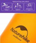 фото Гермомешок Naturehike 40D 5 л, orange (FS15U005-L) #4