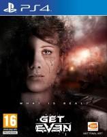 игра Get Even PS4 - Русская версия