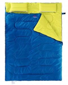 фото Спальный мешок NatureHike 'Double Sleeping Bag with Pillow' indigo (SD15M030-J) #2