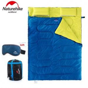 фото Спальный мешок NatureHike 'Double Sleeping Bag with Pillow' indigo (SD15M030-J) #6