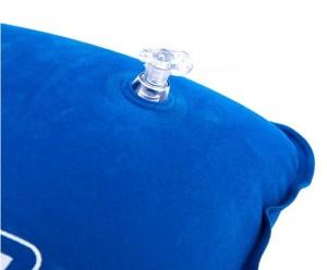 фото Надувная подушка NatureHike 'Inflatable Travel Neck Pillow' blue (NH15A003-L) #3