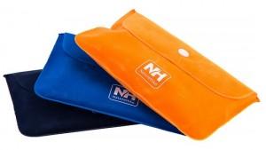 фото Надувная подушка NatureHike 'Inflatable Travel Neck Pillow' blue (NH15A003-L) #4