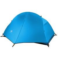 Палатка NatureHike 'Cycling 1' (1-х местная) 210T polyester, blue (NH18A095-D)