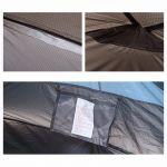 фото Палатка NatureHike 'Taga 2' (2-х местная) 20D silicone, green (NH17T180-J) #7