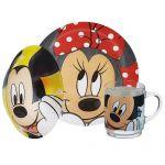 Детский набор Luminarc 'Oh Minnie' 3 пр. (H6446)