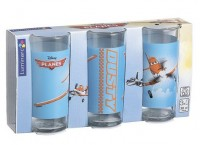 Набор стаканов Luminarc 'Disney Planes' 3x300 мл (J0799)