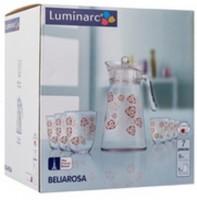 Набор для напитков Luminarc 'Beliarosa' 7пр. (L5993)