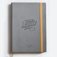 Блокнот-планер Gifty 'Make it happen' (AA-0003644)