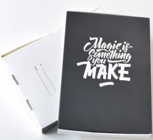 фото Блокнот-планер Gifty 'Make it happen' (AA-0003644) #3