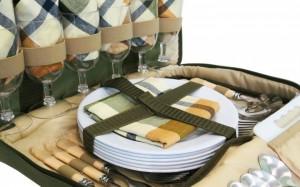 фото Пикниковый набор посуды на 6 персон 'Ranger', с термосумкой (НВ6-520) (RA 9902) #7