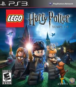 игра LEGO Harry Potter Years 1-4 PS3