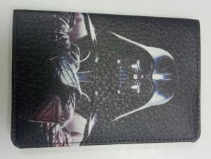 фото Обложка на паспорт  'Дарт Вейдер' (Эко-Кожа) #2