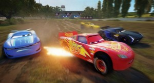 скриншот Cars 3: Driven to Win PS4 - Тачки 3. Навстречу победе - Русская версия #6