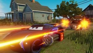 скриншот Cars 3: Driven to Win PS4 - Тачки 3. Навстречу победе - Русская версия #2