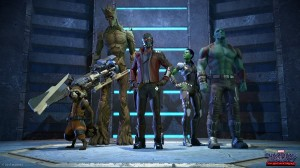 скриншот Marvel's Guardians of the Galaxy: The Telltale Series PS4 - Русская версия #6
