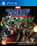 игра Marvel's Guardians of the Galaxy: The Telltale Series PS4 - Русская версия
