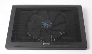 Подарок Подставка для ноутбука Titan 2xUSB hub, black (TTC-G25T/B2)