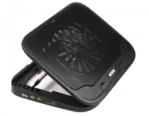 Подарок Подставка для ноутбука Titan 2xUSB hub (TC-G21T)
