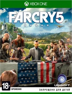 Far Cry 5 Xbox One - Русская версия
