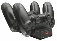 Двойная зарядная станция Trust GXT 235 Duo Charging Dock for PS4 (21681)