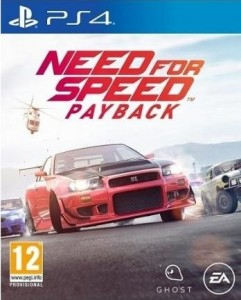 скриншот Need for Speed: Payback PS4 #2