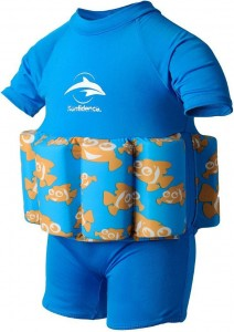 Купальник-поплавок Konfidence Floatsuits Clownfish 4-5 лет (FS03-B-05)