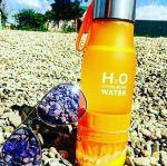 фото Бутылка H2O water bottles, черная, 650 мл #9